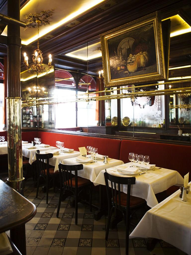 Restaurant Au Petit Riche Paris