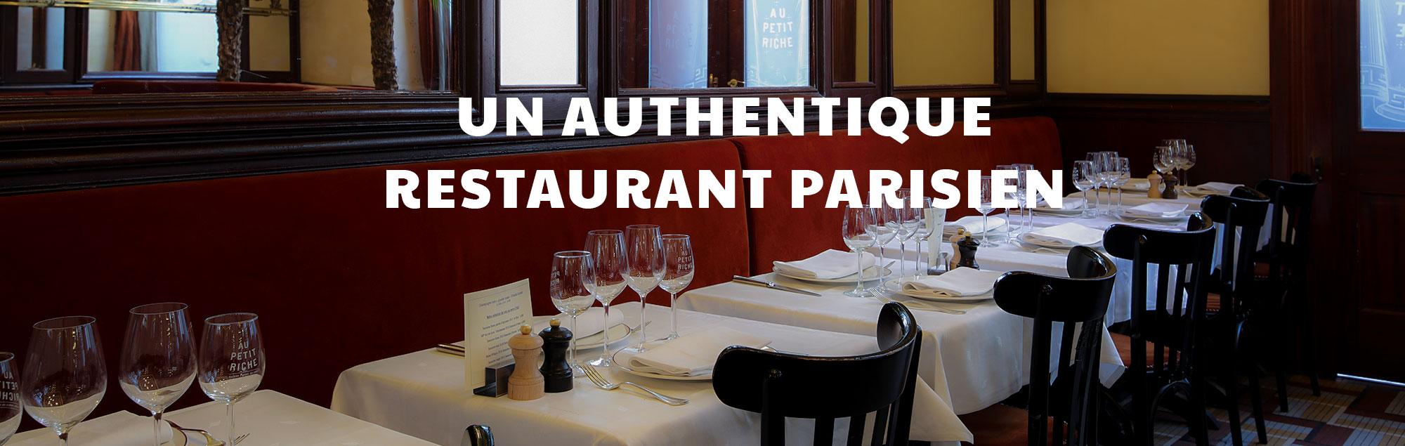 Lorsque l'on franchit le seuil de cette belle maison parisienne située à deux pas<br />des Grands Boulevards et de l'Opéra, un souffle d'histoire se mêle aux effluves<br />d'une agréable cuisine bourgeoise.